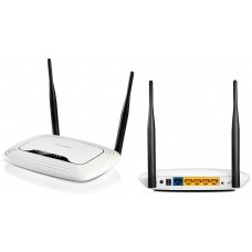 ROUTER TPLINK WR841ND 2ANTEN 300MB